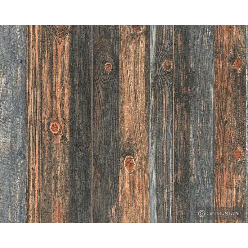 Tapeta 9086-12 Best of Wood'n Stone 2 AS Creation