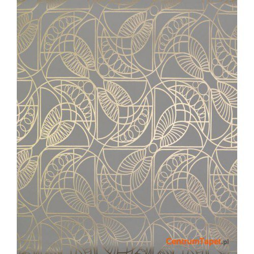 Tapeta NW3525 Modern Metals York Wallcoverings