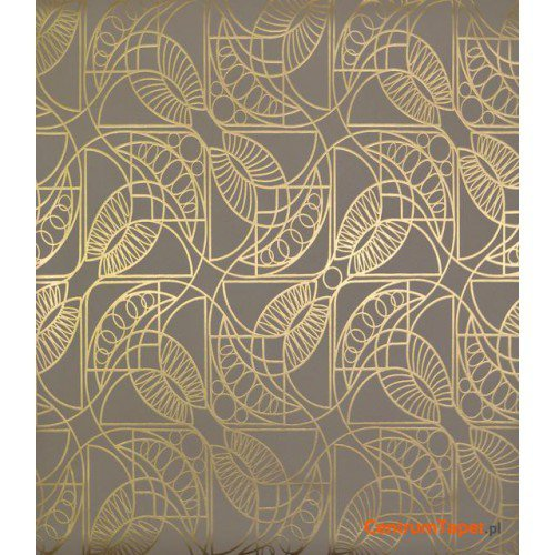 Tapeta NW3526 Modern Metals York Wallcoverings
