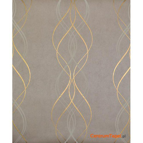 Tapeta NW3552 Modern Metals York Wallcoverings
