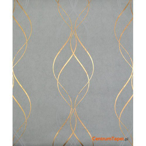 Tapeta NW3551 Modern Metals York Wallcoverings