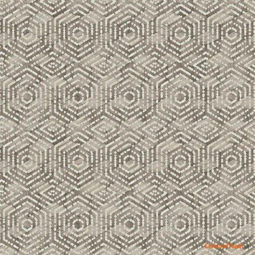 Tapeta L60608 Hexagone Ugepa
