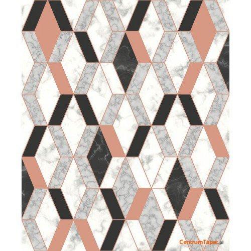 Tapeta L63805 Hexagone Ugepa