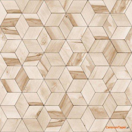 Tapeta L59207 Hexagone Ugepa