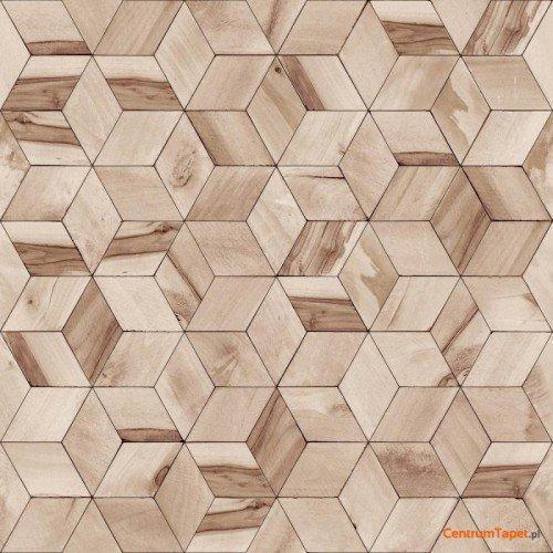 Tapeta L59208 Hexagone Ugepa