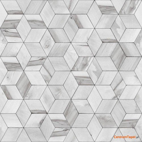 Tapeta L59209 Hexagone Ugepa