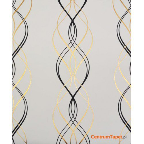 Tapeta NW3548 Modern Metals York Wallcoverings
