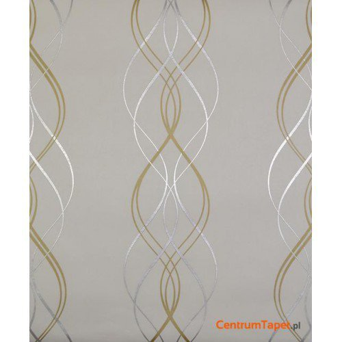 Tapeta NW3549 Modern Metals York Wallcoverings
