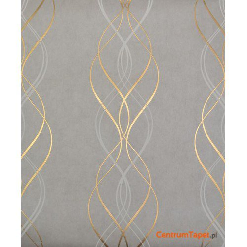 Tapeta NW3550 Modern Metals York Wallcoverings