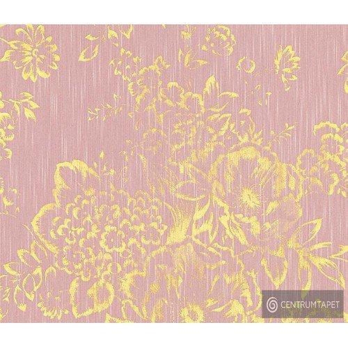 Tapeta 30657-5 Metallic Silk AS Creation