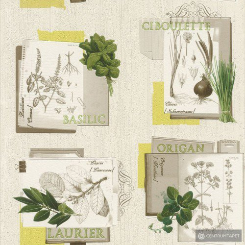 Tapeta 307405 Tiles & More XIV RASCH