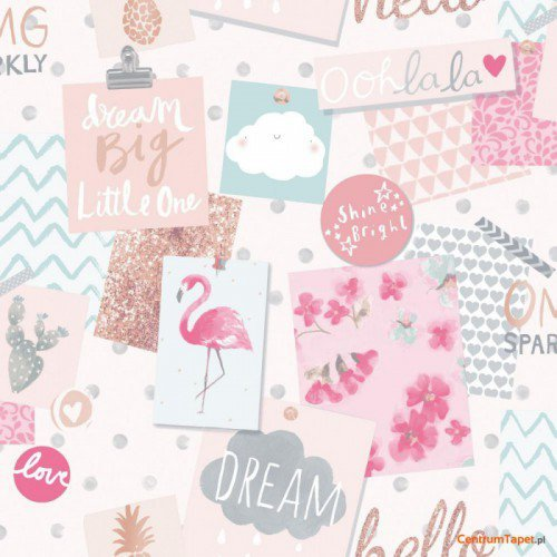 Tapeta LO2401 Little Ones GranDeco