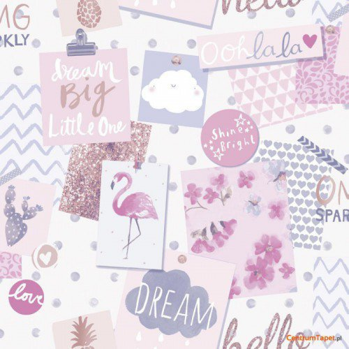 Tapeta LO2402 Little Ones GranDeco