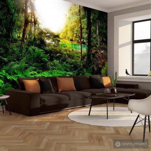 Fototapeta W tropikach 10110903-54