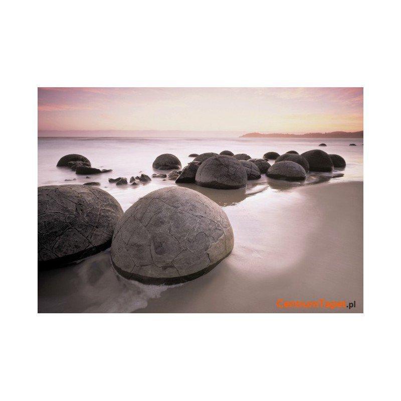 Fototapeta Moeraki Boulders At Oamaru 285