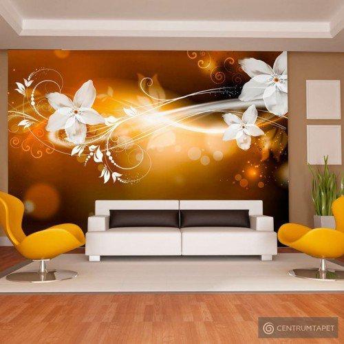 Fototapeta Snieżny kwiat 10110906-151