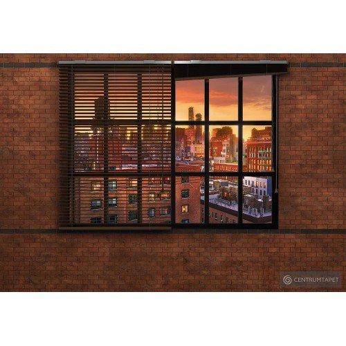 Fototapeta 8-882 Brooklyn Brick