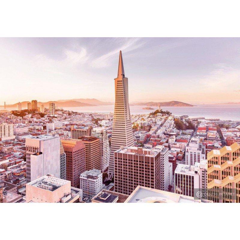 Fototapeta 8-535 San Francisco Morning