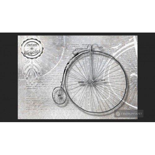 Fototapeta Vintage bicycles...