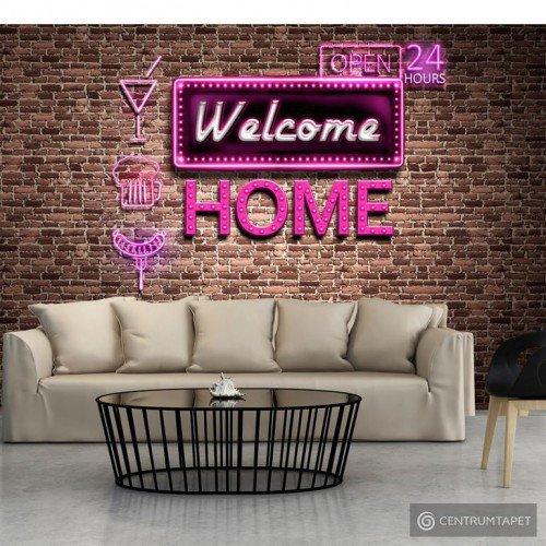 Fototapeta Welcome home 10110905-119