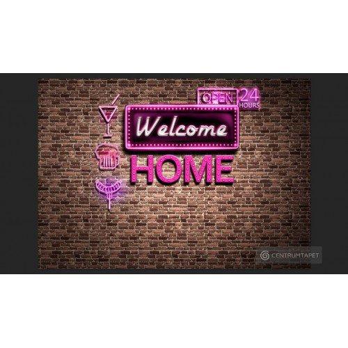 Fototapeta Welcome home...