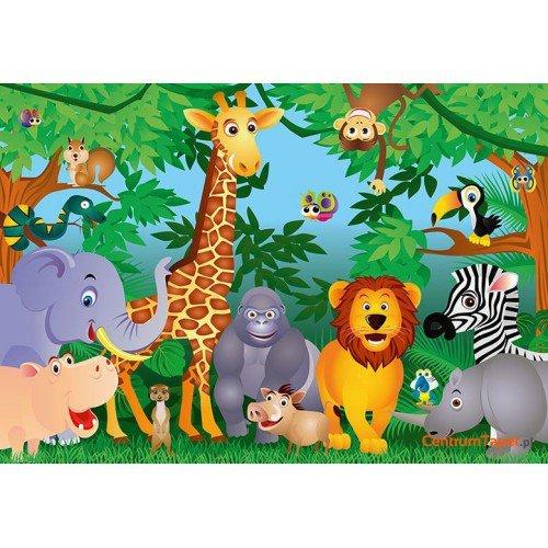 Fototapeta In the Jungle 122