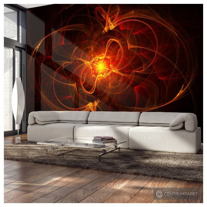 Fototapeta 100401-53 Abstract fire
