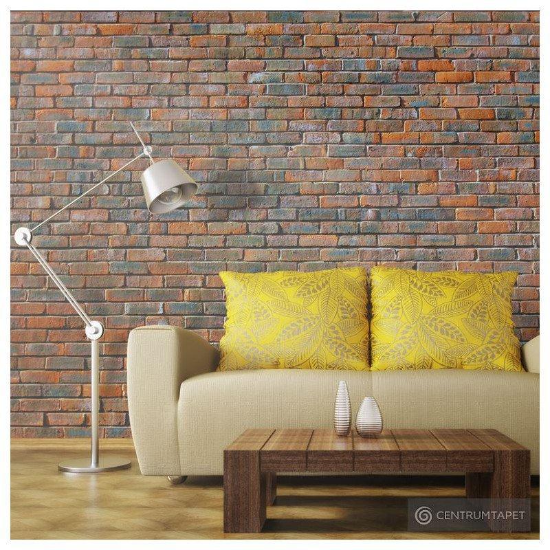 Fototapeta 100405-45 Ściana z cegły