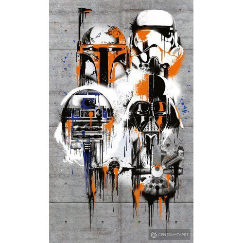 Fototapeta Star Wars Celebrate The Galaxy VD-022