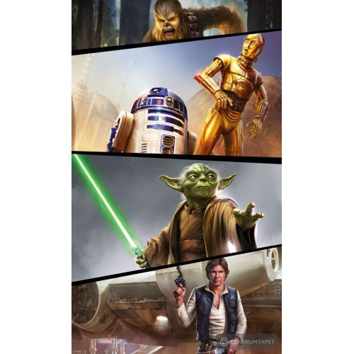 Fototapeta Star Wars Moments Rebels VD-026