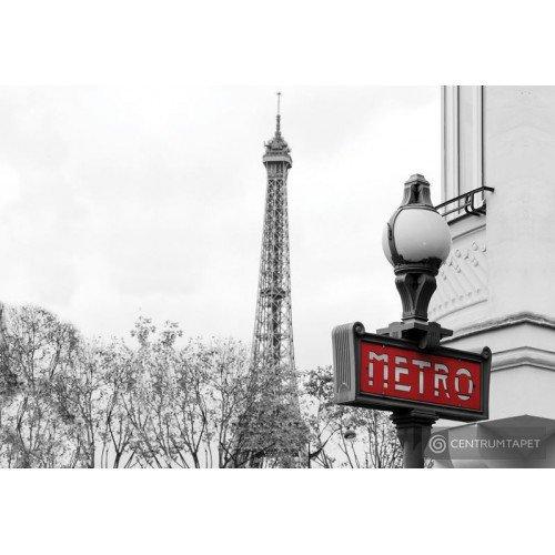 Fototapeta 3628 Ulica w Paryżu