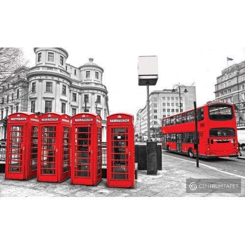 Fototapeta 3629 Ulica w Londynie