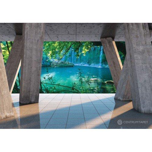 Fototapeta 3651 Wodospad