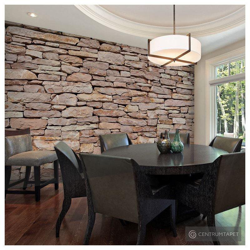 Fototapeta 100405-26 Ściana z kamienia