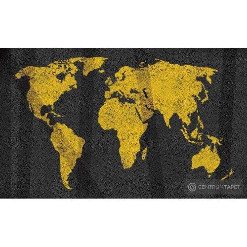 Fototapeta 10000 Mapa świata