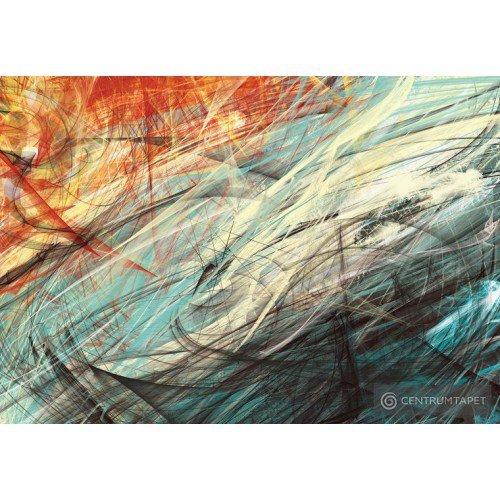 Fototapeta 10004 Kolorowa abstrakcja