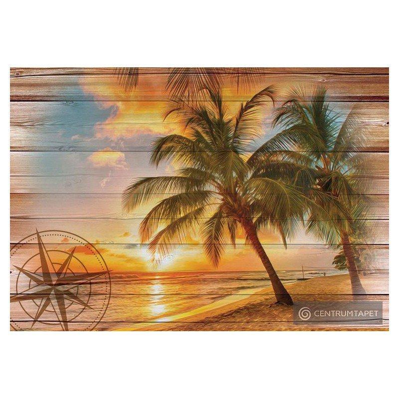 Fototapeta 10027 Tropikalna plaża