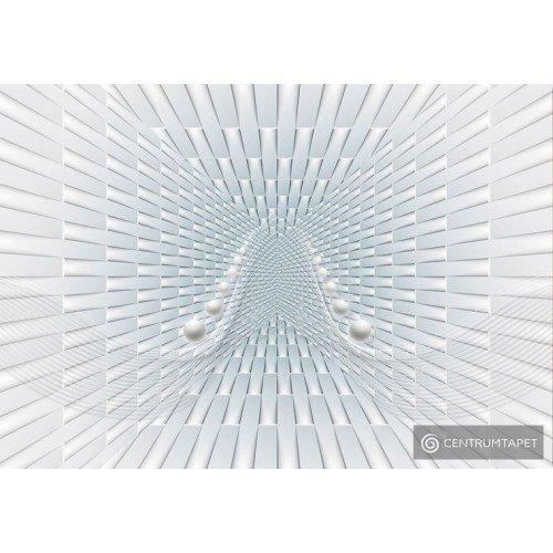 Fototapeta 10063 Tunel trójwymiarowy