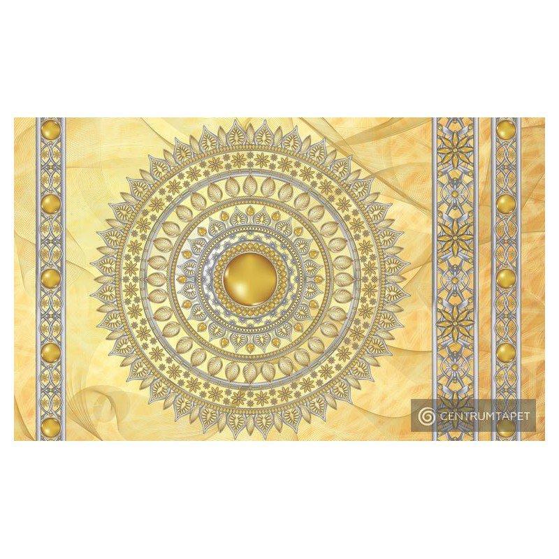 Fototapeta 10117 Złote ornamenty