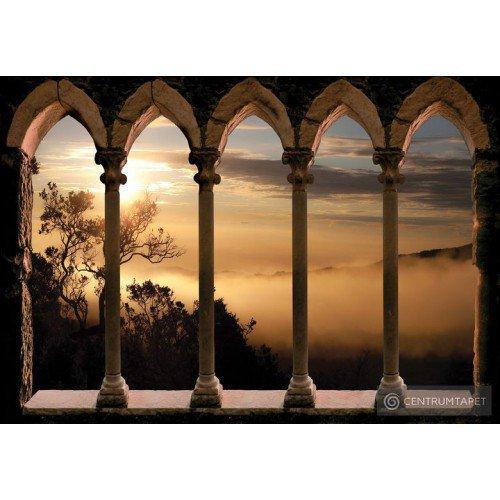 Fototapeta 10139 Widok z balkonu