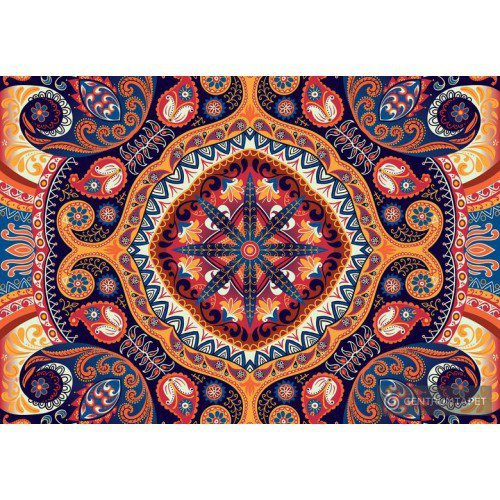 Fototapeta 10142 Ludowa mozaika