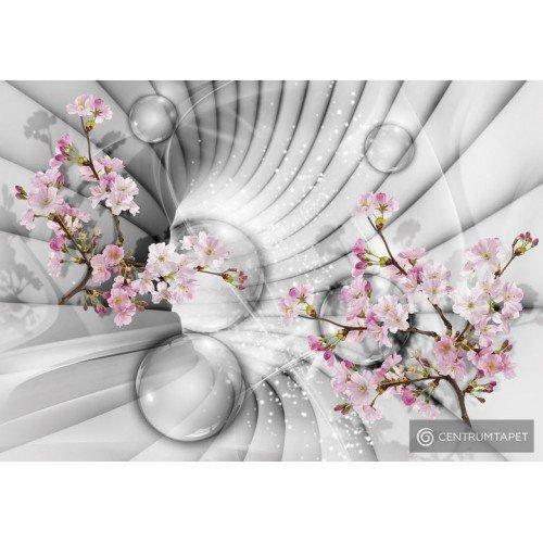 Fototapeta 10200 Kwiatowa abstrakcja