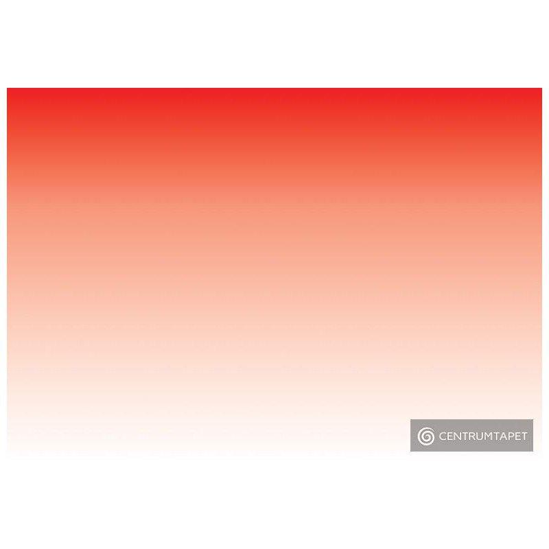 Fototapeta 10140 Gradient biało-czerwony