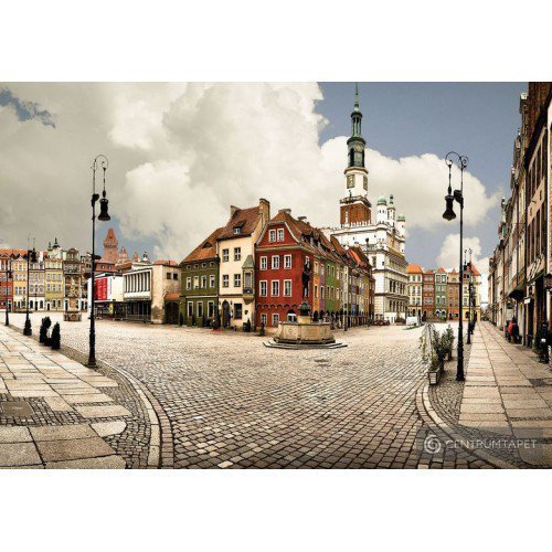 Fototapeta 10308 Miasto Poznań
