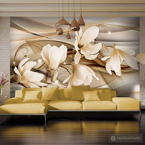 Fototapeta Taniec kwiatów b-C-0002-a-b