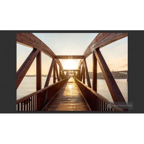 Fototapeta Most słońca...