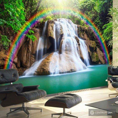 Fototapeta Wodospad spełnionych życzeń c-C-0007-a-b