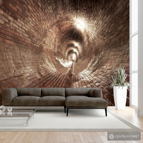 Fototapeta Podziemny korytarz d-B-0037-a-b