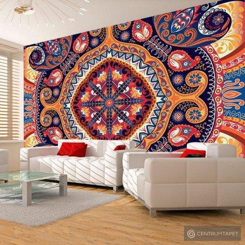 Fototapeta Egzotyczna mozaika f-A-0096-a-b