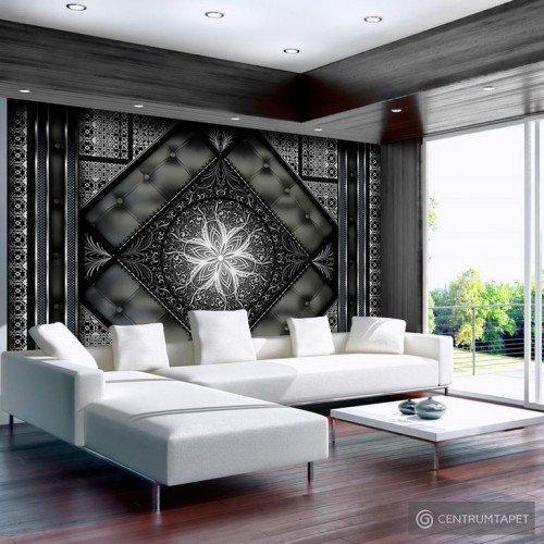 Fototapeta Czarna mozaika f-A-0155-a-b